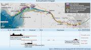 Carte des accès portuaires et des dragages