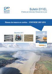 Bulletin SYVEL - Synthèse 2007-2016