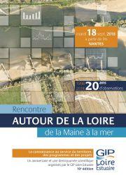Rencontre autour de la Loire, de la Maine à la mer : invitation et programme de la 10ème édition