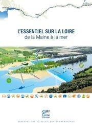 Nouveau : L'essentiel sur la Loire, de la Maine à la mer