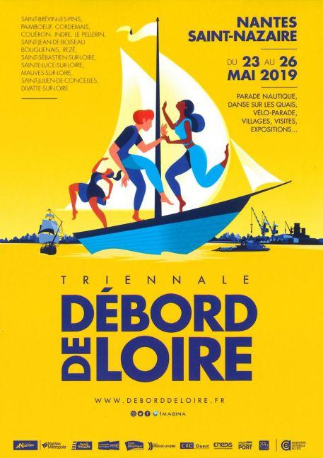 Débord de Loire, c'est parti !