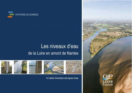 Les niveaux d'eau de la Loire en amont de Nantes