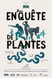 """""""En'Quête de plantes"""" au Carnet"""