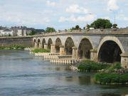 Pont de Dumnacus reliant Les Ponts-de-Cé (49) et Mûrs-Erigné (49) - RN160