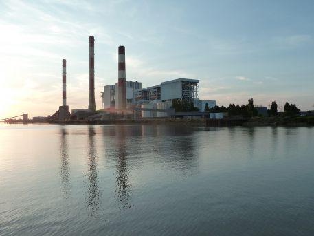 Centrale thermique 'EDF' de Cordemais