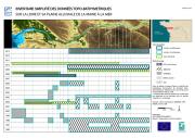Inventaire simplifié des données topo-bathymétriques sur la Loire et sa plaine alluviale de la Maine à la mer