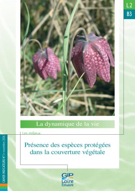 L2.B3 - Présence des espèces protégées dans la couverture vegétale (2006)