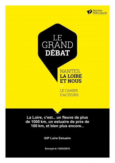 """""""Nantes, la Loire et nous"""" : le GIP Loire Estuaire participe à la journée festive nantaise"""