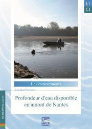 Nouvelle fiche de synthèse : L1C3 - Profondeur d'eau disponible en amont de Nantes