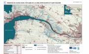 Réserves de chasse dans l'estuaire de la Loire, entre Nantes et Saint-Nazaire